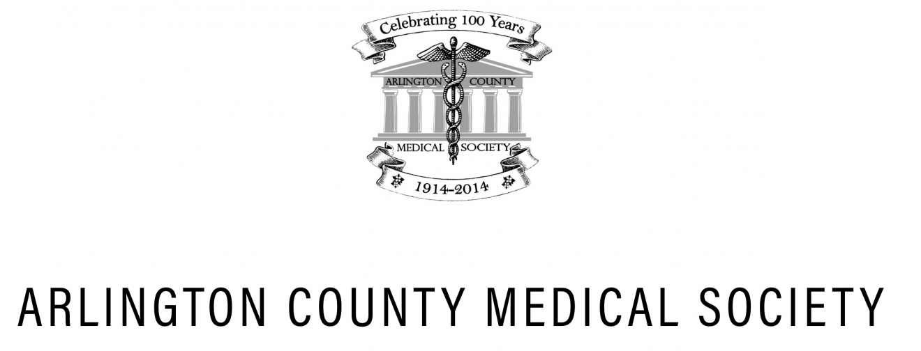 Arlington County Medical Society Logo